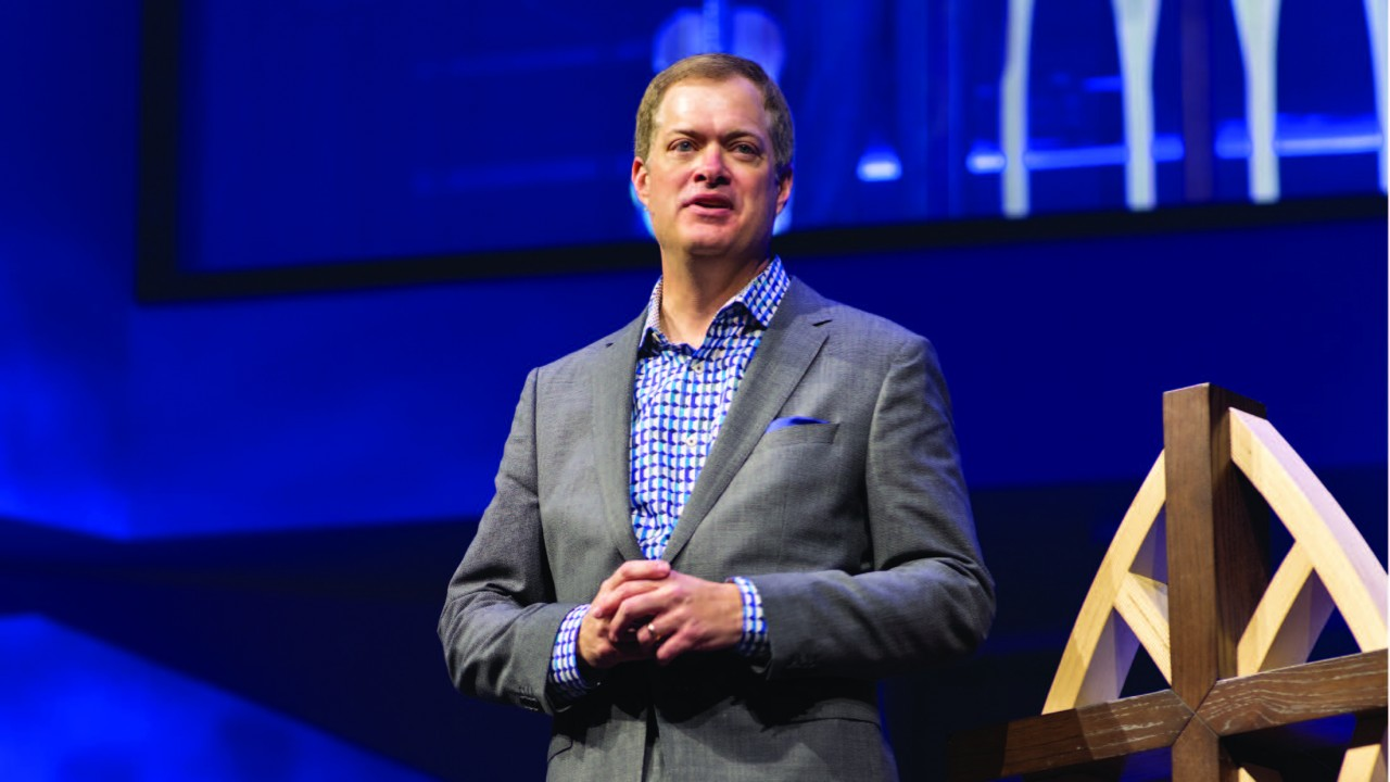 Rummage joins MBTS faculty, remains pastor at OKC, Quail Springs
