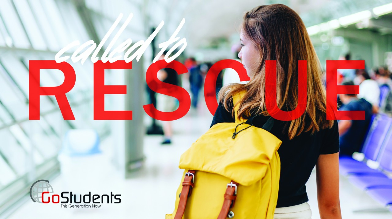Called to rescue: GoStudents 2019