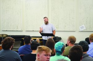 Students answering God's call attend The Call Conference - Baptist Messenger of Oklahoma 2