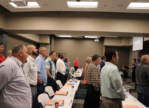 BGCO Board meets at Falls Creek toward 'Gospel Advance'