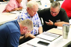 BGCO Board meets at Falls Creek toward 'Gospel Advance' - Baptist Messenger of Oklahoma 2