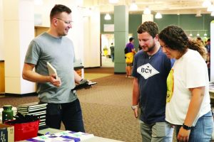 A 'Momentum' of truth: College students gather to be encouraged in the Gospel - Baptist Messenger of Oklahoma 2
