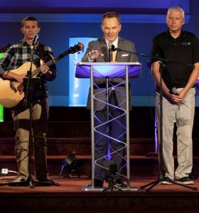 Floyd to missionaries: You were chosen for this moment - Baptist Messenger of Oklahoma