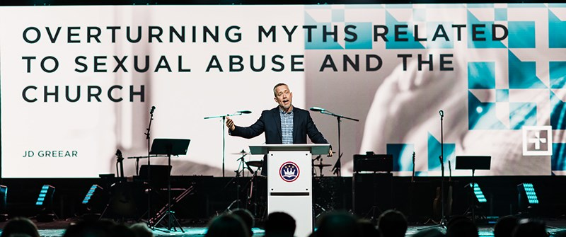 'Caring Well': Sex abuse 'a Gospel issue,' Greear says