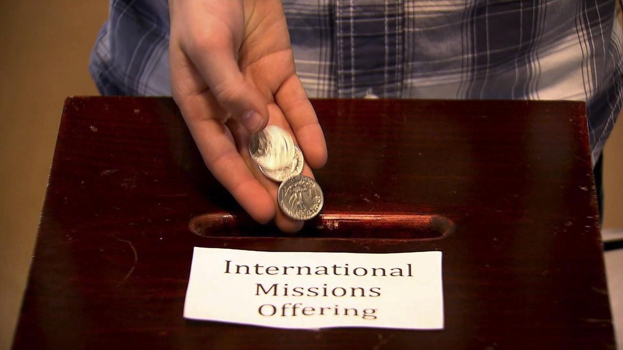 Lottie Moon Offering totals $156.6 million