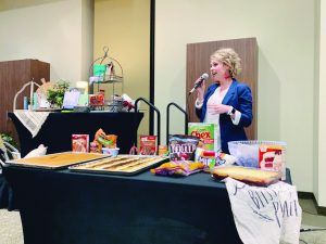 Ministry wives event highlights the Gospel & 'biblical hospitality' - Baptist Messenger of Oklahoma 1