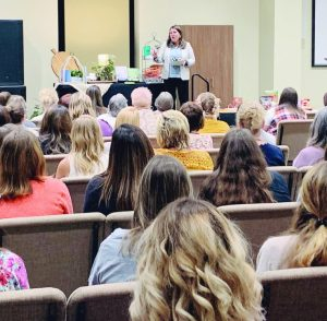 Ministry wives event highlights the Gospel & 'biblical hospitality' - Baptist Messenger of Oklahoma 2