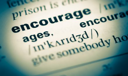 Encourage: Powerful summary of baptism