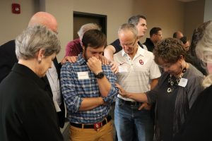 Crimson & Dream: OU BCM/BSU alumni, students gather for building dedication, homecoming - Baptist Messenger of Oklahoma 7