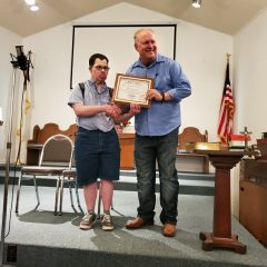 Deacon with Down syndrome follows God's call