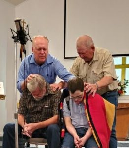Deacon with Down syndrome follows God's call - Baptist Messenger of Oklahoma 1