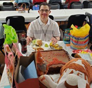 Deacon with Down syndrome follows God's call - Baptist Messenger of Oklahoma 3