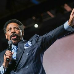 Tony Evans publishes historic study Bible and commentary