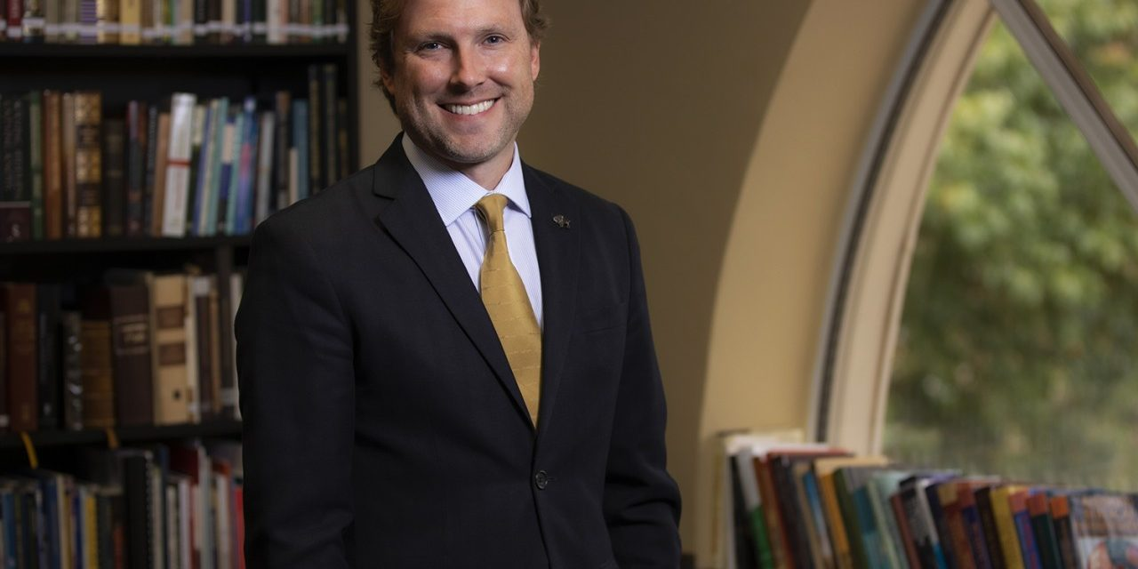 OBU President excited about opportunities at Bison Hill