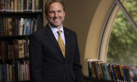 Thomas, OBU president-elect, to speak at Winter Commencement Dec. 13