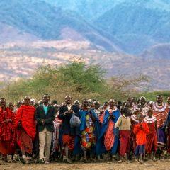 Maasai in Tanzania touched by Kansas teens' testimonies