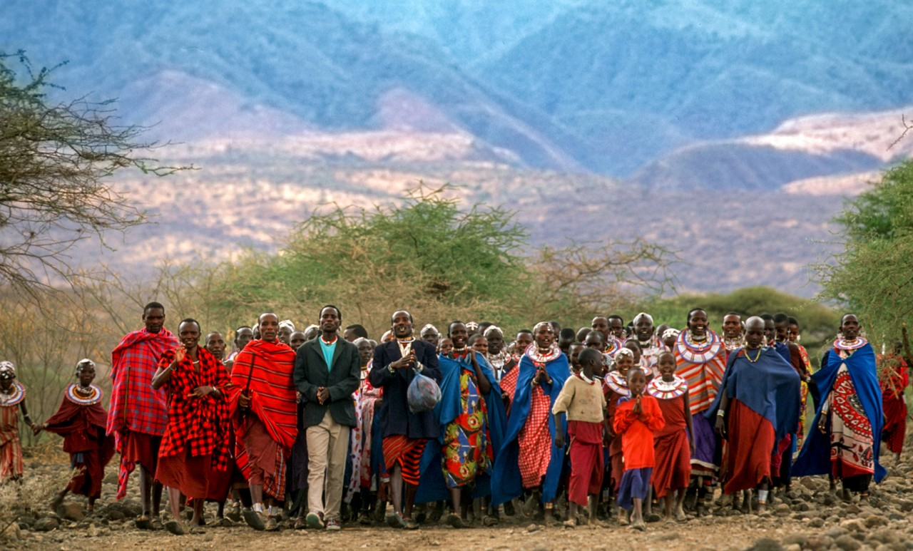 Maasai in Tanzania touched by Kansas teens' testimonies