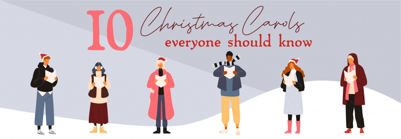 10 Christmas carols to celebrate and share the Savior of the world
