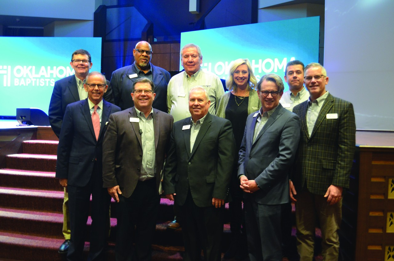 Meet Oklahoma Baptists' Church Relations Group