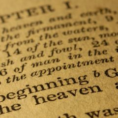 The Difference Between the Beginning and the End of the Bible