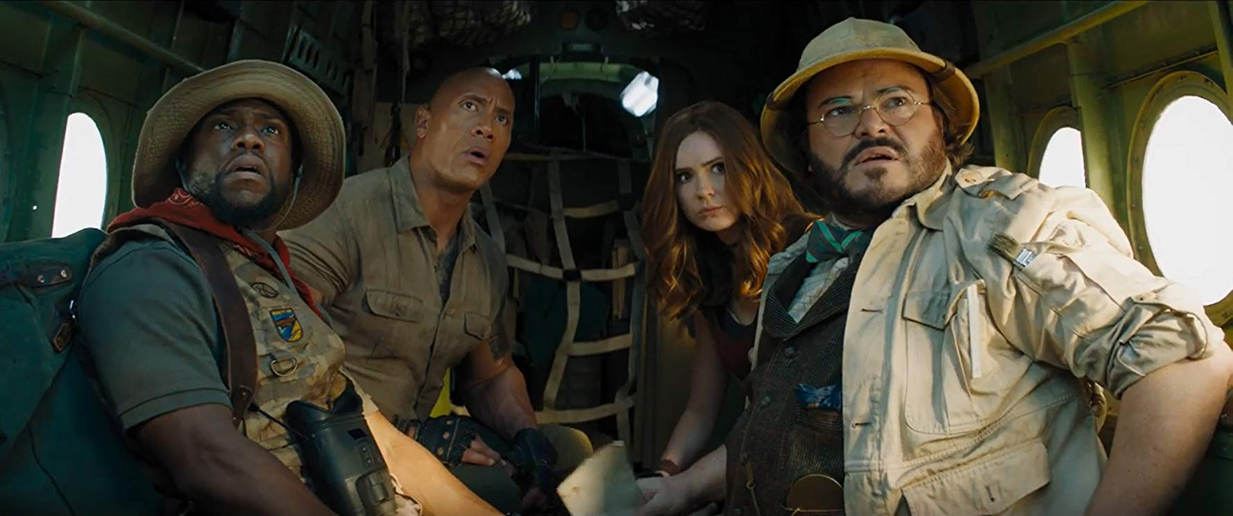 REVIEW: 'Jumanji: The Next Level' is an adventure (but it's not kid-friendly)