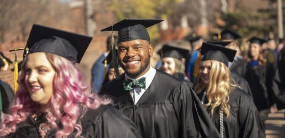 OBU honors 110 Graduates during Winter Commencement Dec. 13