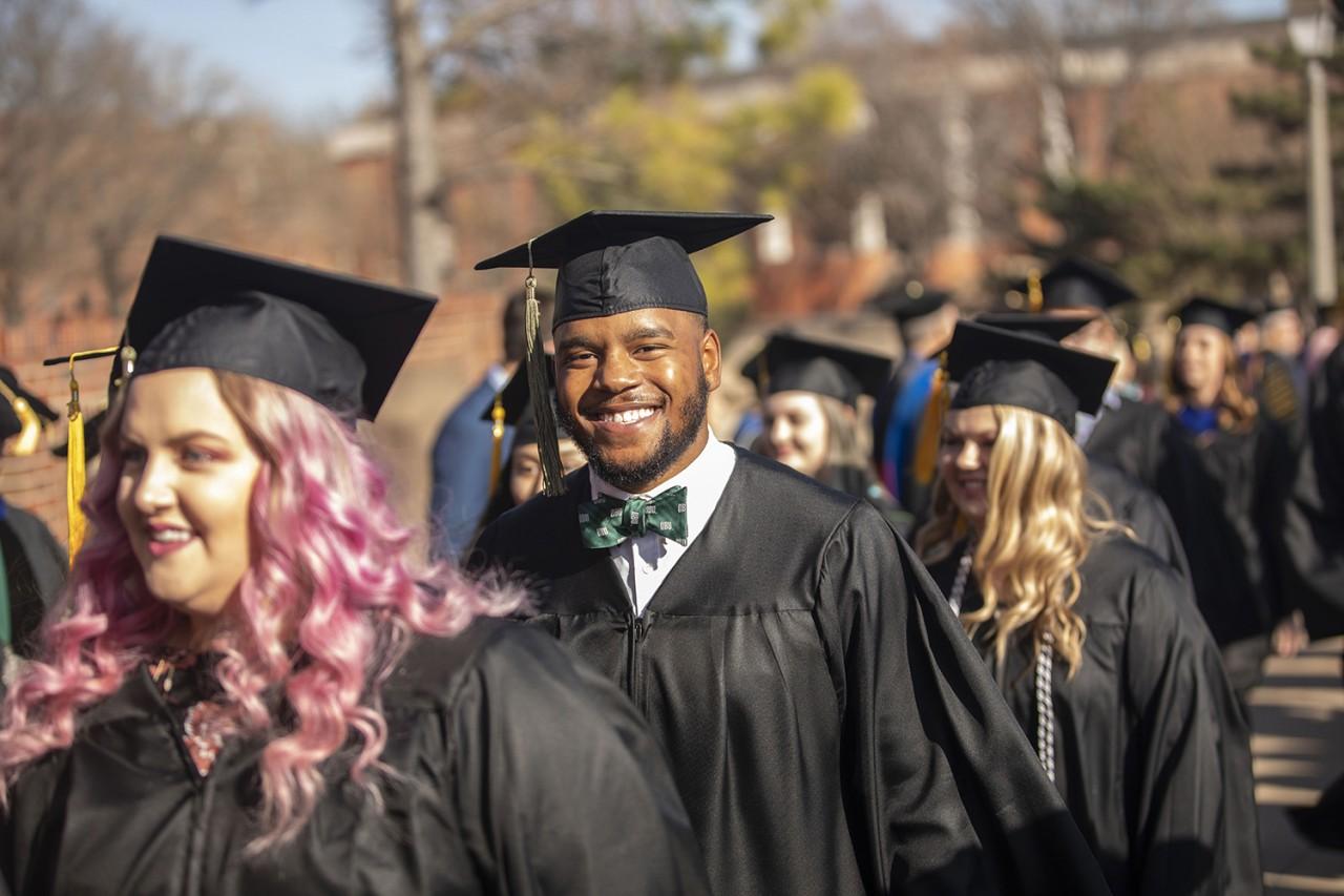 OBU honors 110 Graduates during Winter Commencement Dec. 13