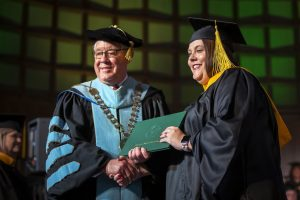 OBU honors 110 Graduates during Winter Commencement Dec. 13 - Baptist Messenger of Oklahoma 2