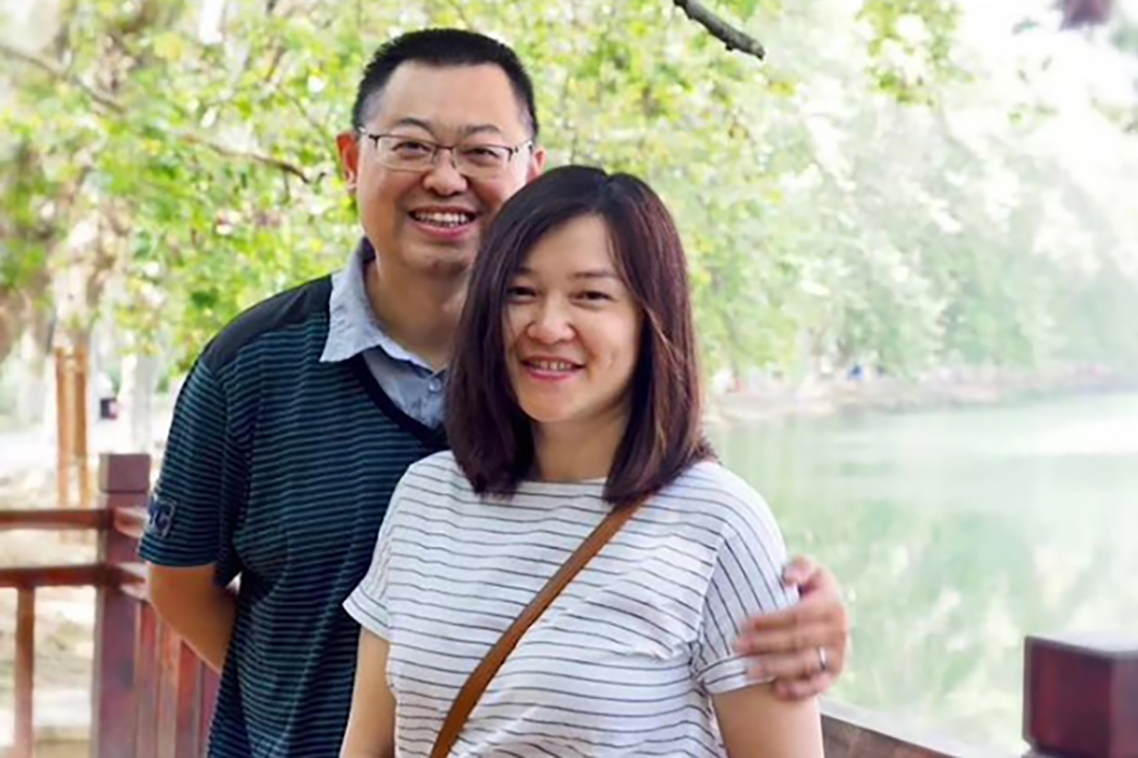 U.S., E.U. urge release of jailed Chinese pastor