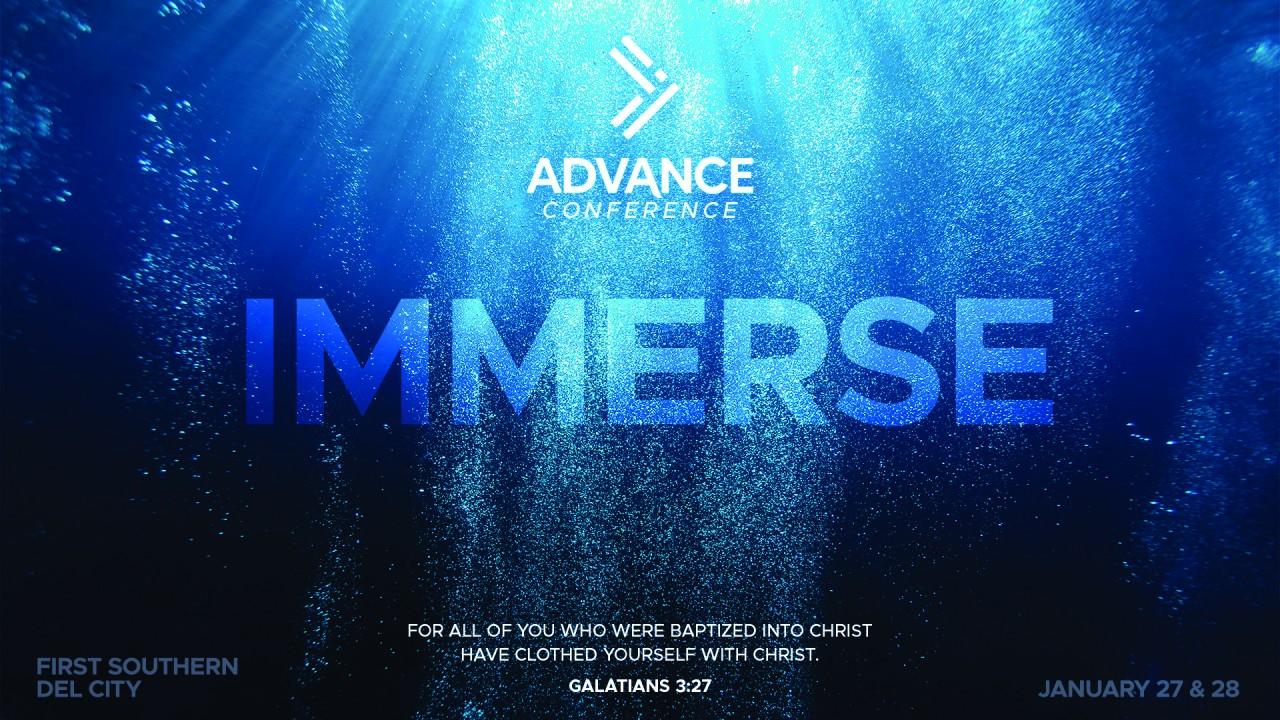 'Advance' breakouts dive deep into evangelism & discipleship