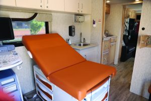 'Hope' on wheels: OBHC announces launch of mobile ultrasound unit for 2020 - Baptist Messenger of Oklahoma 1