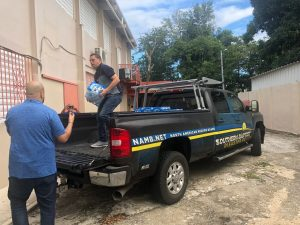 Southern Baptists respond immediately to devastating Puerto Rican Earthquake - Baptist Messenger of Oklahoma 2