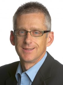 George Schroeder named EC's associate VP for convention news - Baptist Messenger of Oklahoma 1
