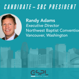 Randy Adams to be nominated for SBC president