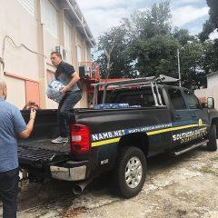 Los Bautistas del Sur responden inmediatamente a la devastación en Puerto Rico /// vista previa en la portada