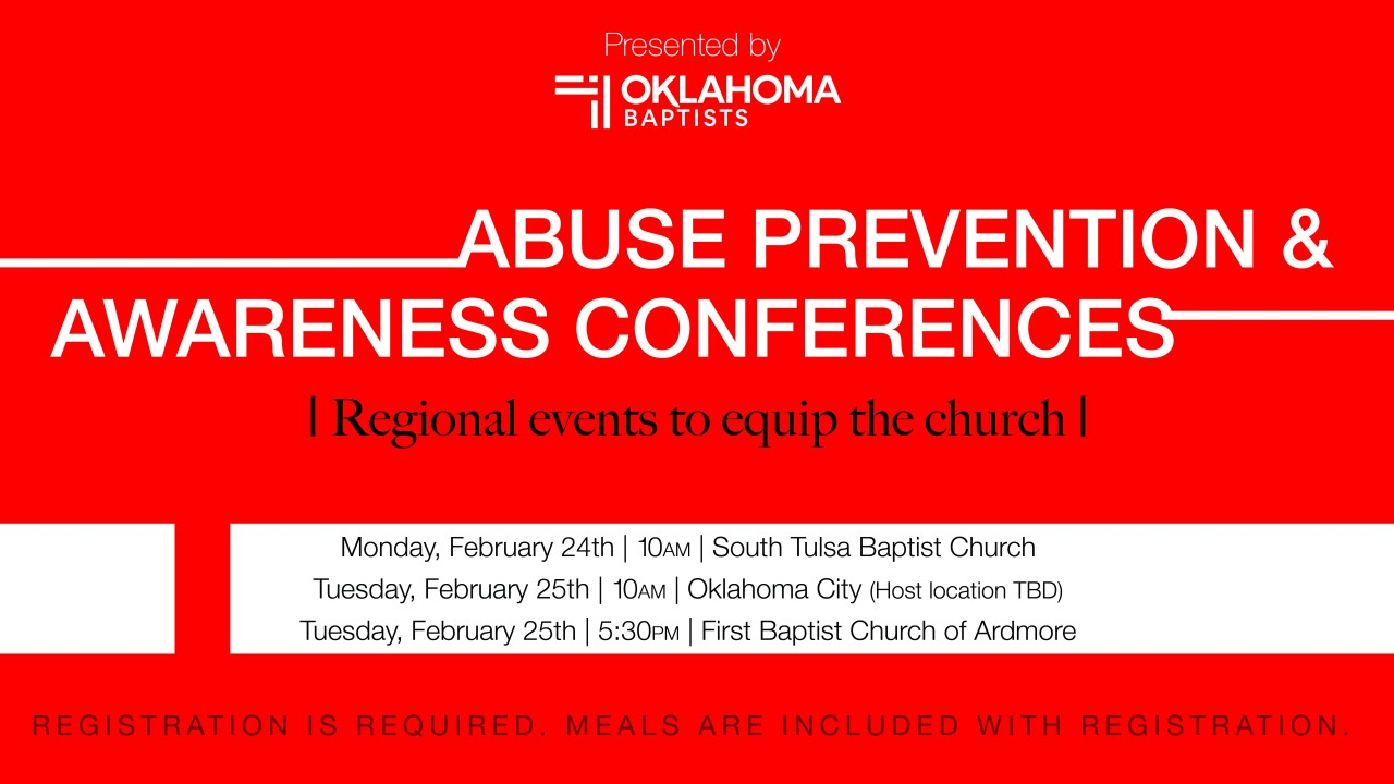 Regional events offer churches training to prevent sexual abuse, raise awareness