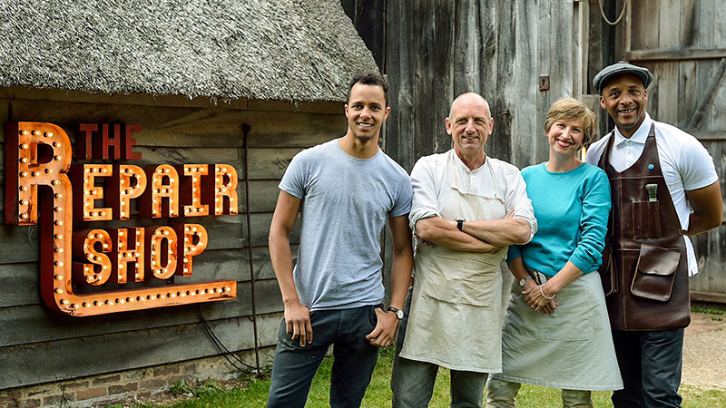 'The Repair Shop' tops this month's '5 Family-Friendly Things'