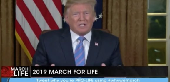 Trump first president slated to attend March for Life