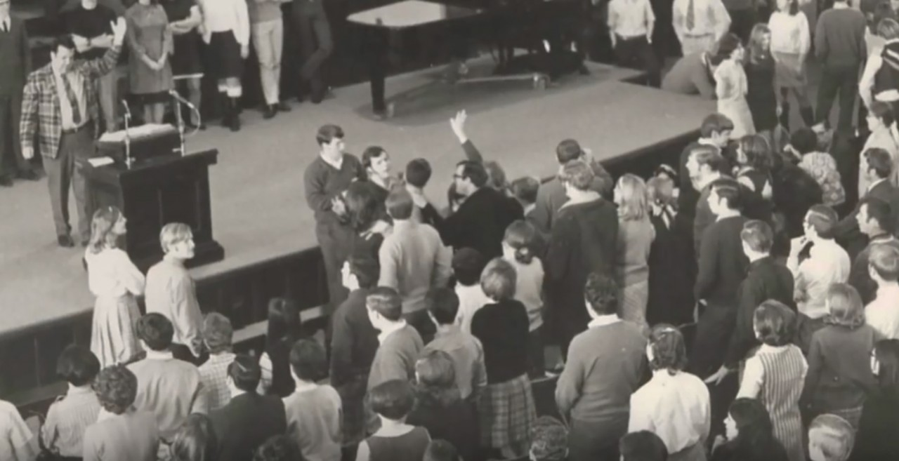 Southern Baptists remember 50th anniversary of historic Asbury revival