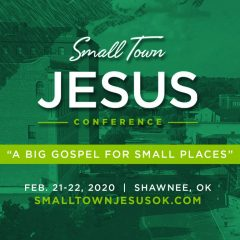 First person: A big Gospel for small places