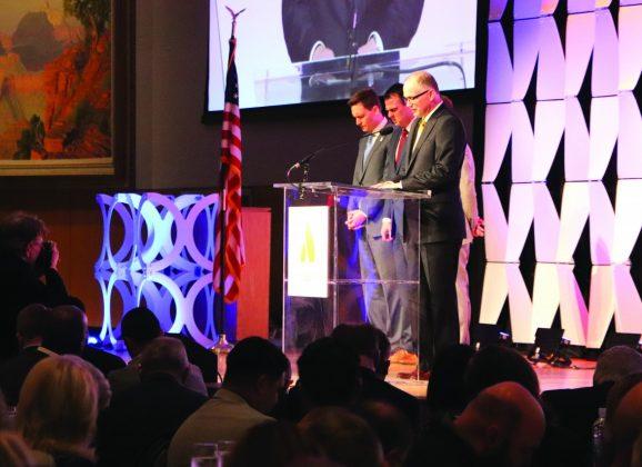 Inaugural Oklahoma Governor's Prayer Breakfast inspires
