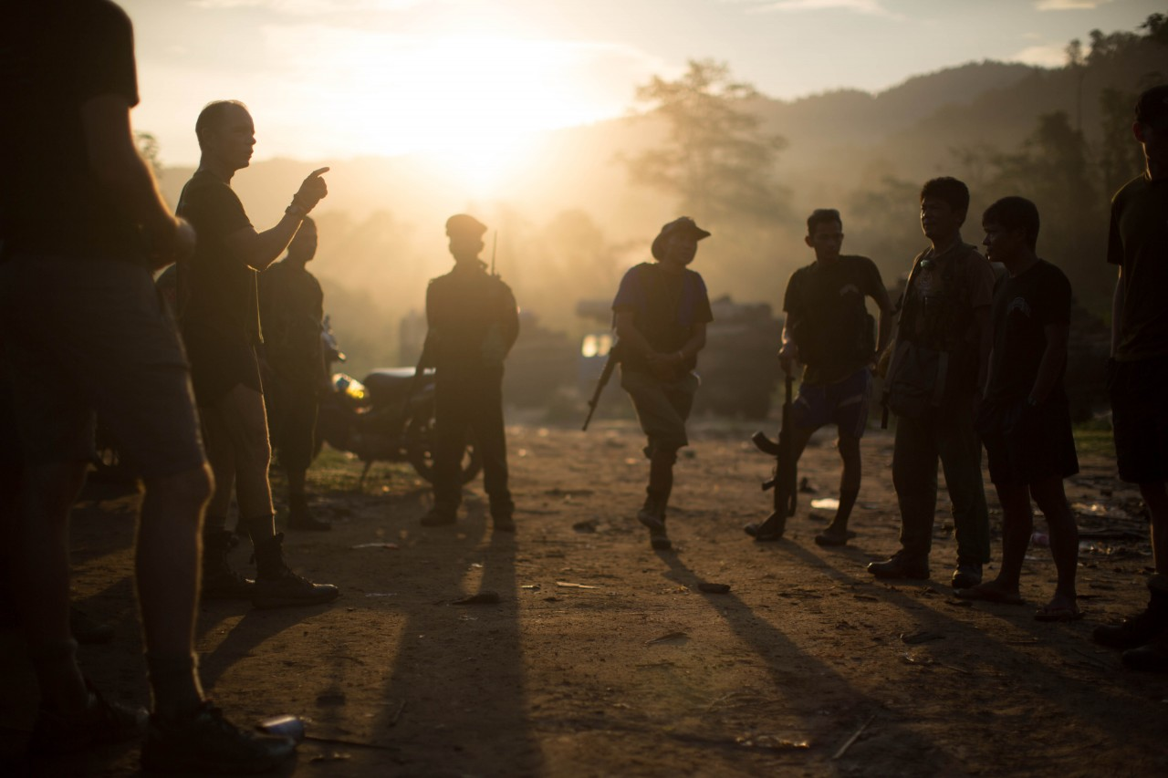 WORDSLINGERS REVIEW: LifeWay Films' 'Free Burma Rangers' is a gritty faith movie like no other