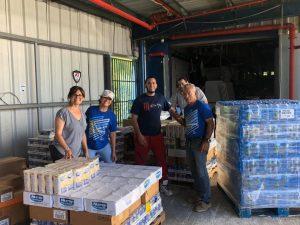 Los Bautistas del Sur responden inmediatamente a la devastación en Puerto Rico /// vista previa en la portada - Baptist Messenger of Oklahoma 2