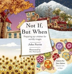 BLOG: Talking With Your Kids About Sex: A Book Review of 'Not If, But When' by John Perritt - Baptist Messenger of Oklahoma