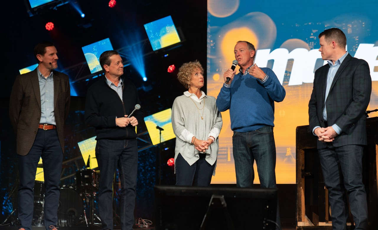 Bryant Wright named Send Relief president