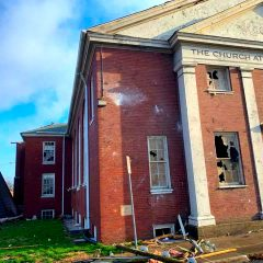 Tennessee Baptists remain faithful as tornadoes kill at least 22