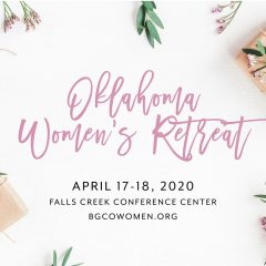 Attending 2020 Oklahoma Baptists Women's Retreat will be a 'gift'