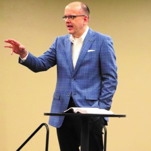 Priority of Preaching speakers 'expound' on Hebrews - Baptist Messenger of Oklahoma 3