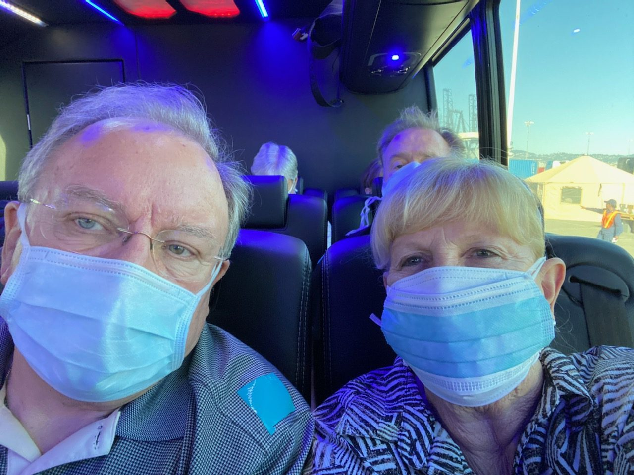 Quarantined Oklahoma couple finds hope amid Grand Princess Cruise experience
