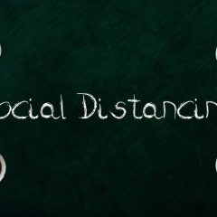 Rite of Passage: Social Distancing
